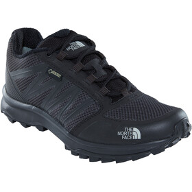 The North Face W's Litewave Fastpack GTX Shoes TNF Black/High Rise Grey